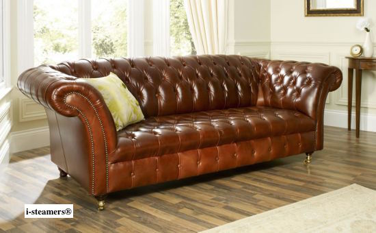 Leather Furniture Cleaning NYC Service - i-Steamers