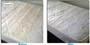 mattress steam cleaning service